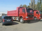 Самосвалы-  Хово,  Howo в Омске ,  6х4 25 тонн ,  2300000 руб в наличии.,