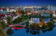 Приглашаем посетить столицу Беларуси - Минск!