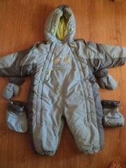 Продам детский комбинезон(зима)