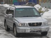 Продам автомобиль Субару Форестер 2001 г.в.
